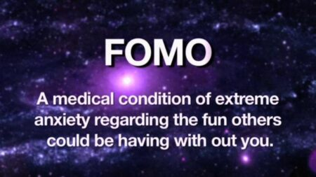 Yes, I have FOMO (but I have my reasons) 5