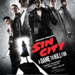 Sin City 2 Poster 150x150 Star Wars vs Star Trek (Infographic)