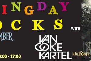 Aandklas presents: Jack Parow & Van Coke Kartel LIVE!