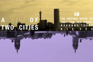 Introducing A Styl of Two Cities