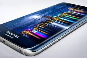 Samsung unveils two Galaxy S6 smartphones