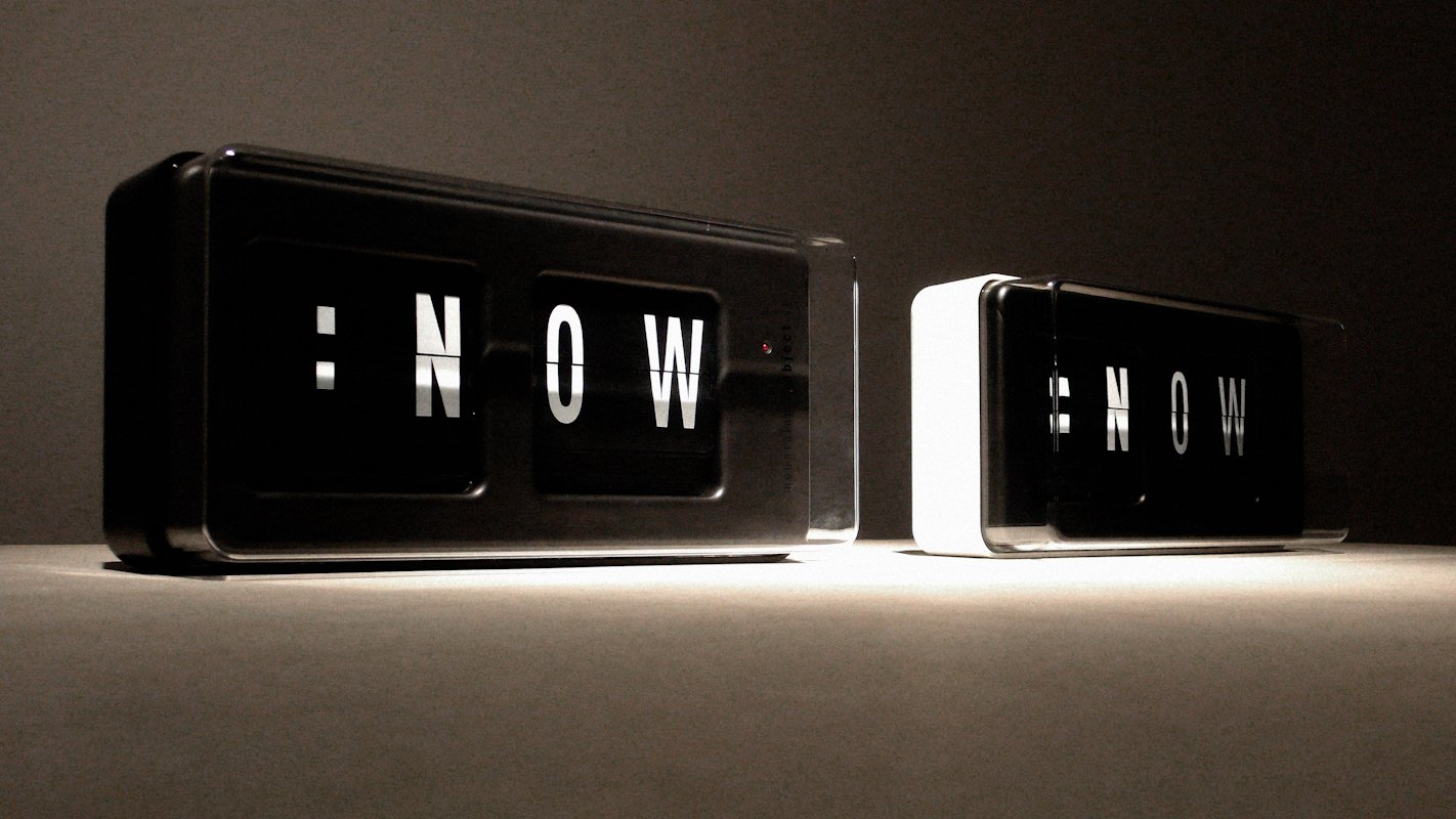 "NOW The Generation of ""Now"""