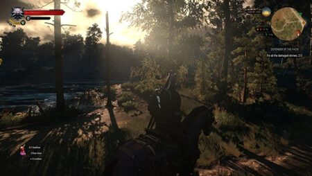 Game Review : The Witcher 3 - Wild Hunt [PC] 3