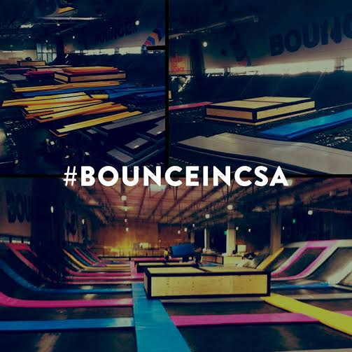 Bounce-in-SA Bounce: Defying the laws of gravity