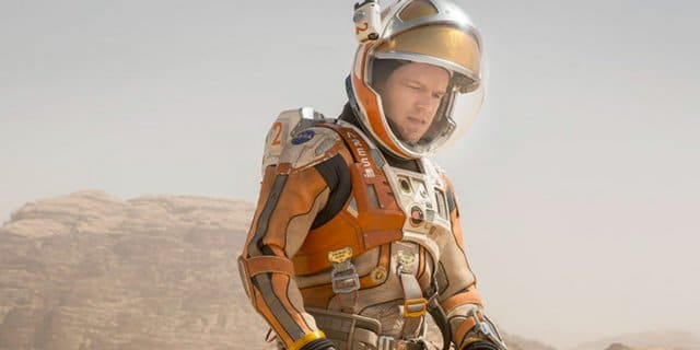 Brace yourself for The Martian 1