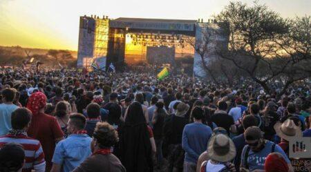 Johnny Clegg Crowd @ Oppikoppi Festival