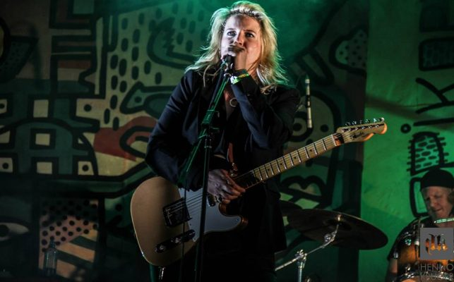 Karen Zoid at Oppikoppi