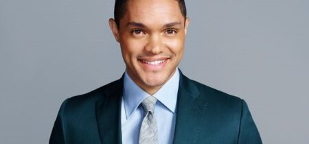 Trevor Noah's first monologue on the Daily Show (Video) 1
