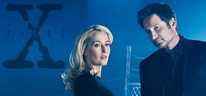 X-Files-2016 Fox releases trailer for 2016's X-Files Series