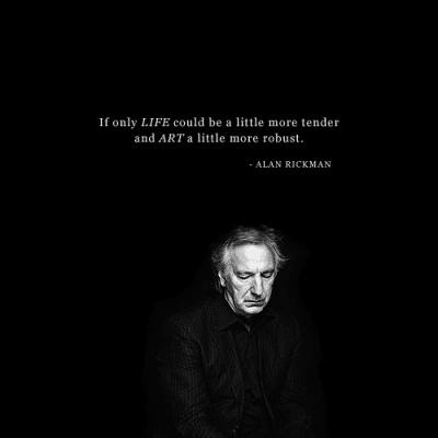 Alan-Rickman-04 9 Memorable Alan Rickman Quotes