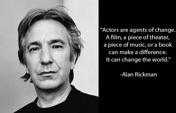 Alan Rickman Movie Quotes: 9 Memorable Alan Rickman Quotes