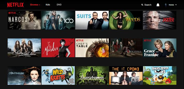 Netflix SA 01