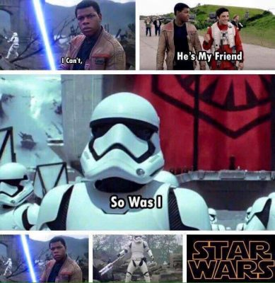 12 Star Wars: The Force Awakens Funnies (Warning: Contains Spoilers) 3