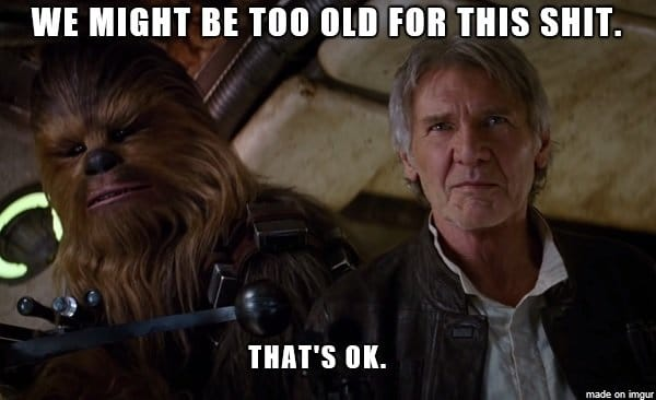 12 Star Wars: The Force Awakens Funnies (Warning: Contains Spoilers) 6
