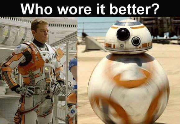 12 Star Wars: The Force Awakens Funnies (Warning: Contains Spoilers) 9