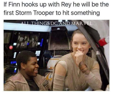 12 Star Wars: The Force Awakens Funnies (Warning: Contains Spoilers) 12