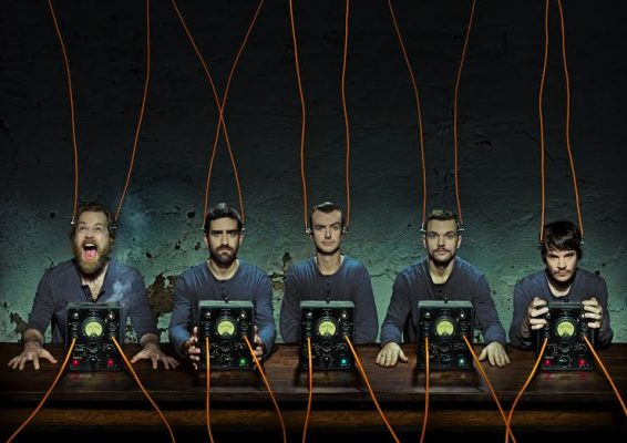 Karnivool An Interview with Karnivool