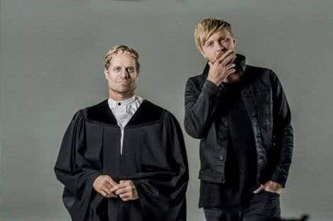 Francois-Van-Coke-Arno-Carstens New Francois Van Coke & Arno Carstens music video released