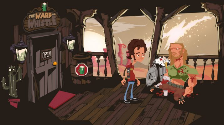 Jengo-Gameplay Jengo: Taking adventure gaming back to it's roots