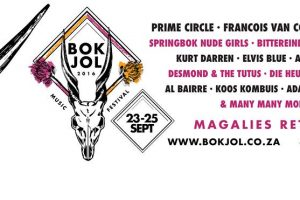 Prepare yourself for a moerse Bokjol in September 2016