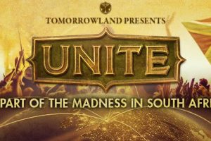 Tickets are on sale for Tomorrowland UNITE