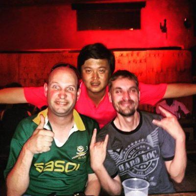 Henno, Wei, Nino