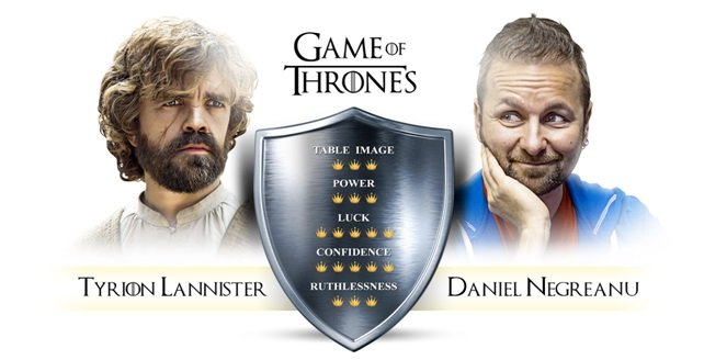 Tyrion 6 Amazing Personalities Combined Between Games of Thrones and Poker