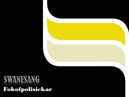 Fokof-Swanesang Fokofpolisiekar's Swanesang released on vinyl