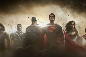 Justice League trailer released