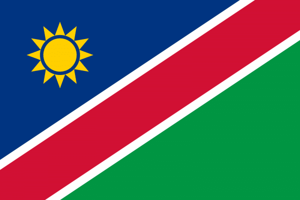 Namibia The Year That Was 1990