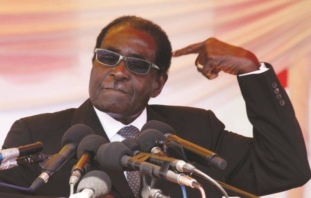 Robert Mugabe - 2017
