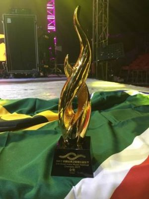 Wonderboom wins gold for SA in China 2