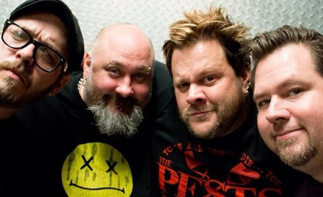 Bowling for Soup to tour SA in March 2018 3