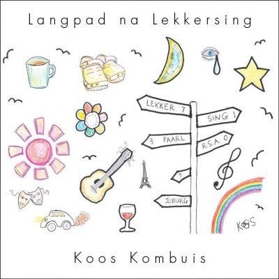 Koos-Kombuis-Album-Cover 'n Onderhoud met Koos Kombuis