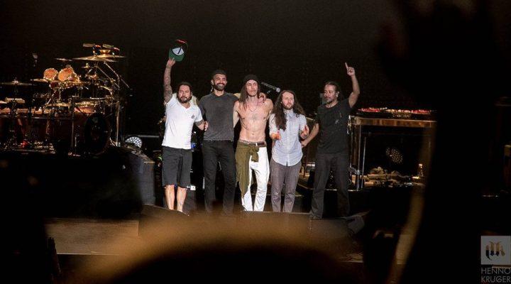 Review: Incubus Live in Pretoria 27