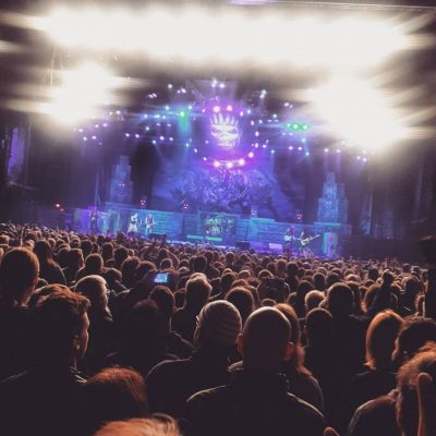 Iron-Maiden-In-South-Africa-in-2016 A Collection of photos I snapped at live music shows