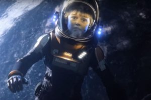 Lost in Space Trailer released