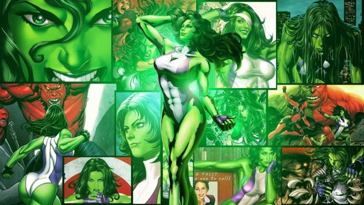 SHE_HULK_marvel_comics_superhero_hulk_she_1920x1080 Rooibos makes it into Marvel Comics!