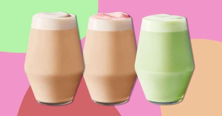 Starbucks Rooibos Latte