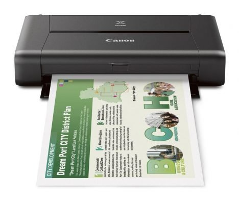 Gadgets - Portable Printer