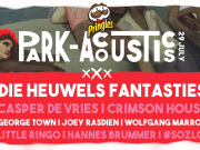 29 July 2018 edition of Park Acoustics