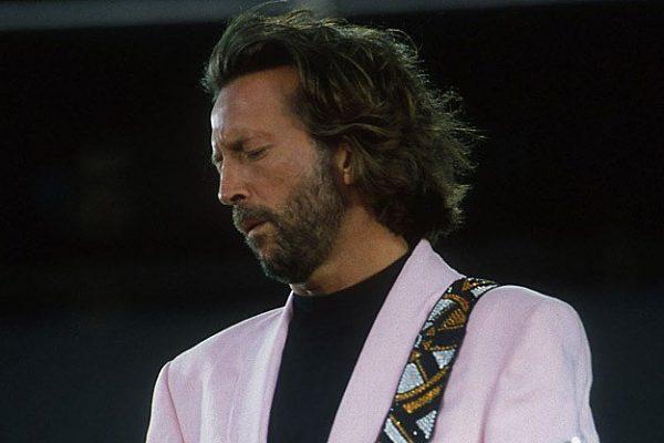 Eric Clapton - 80s music