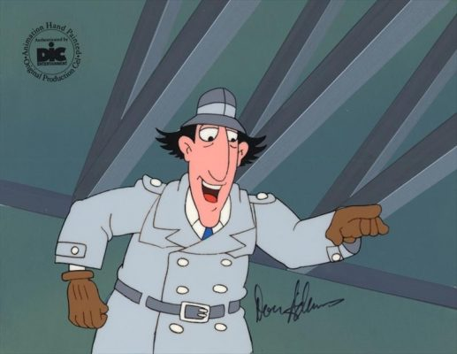 Inspector Gadget - 1980s Cartoons