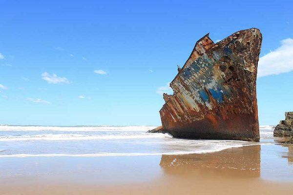 Shipwreck - South Africa