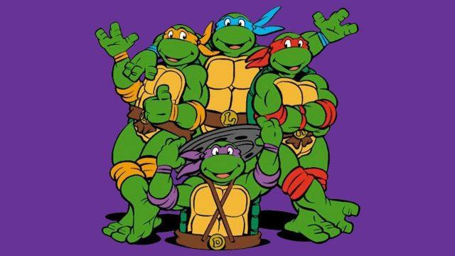 Teenage Mutant Ninja Turtles - 1980s Cartoons