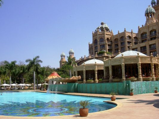 Sun City - Places for SA Music Festivals