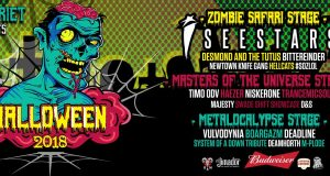 Halloween 2018 in Pretoria