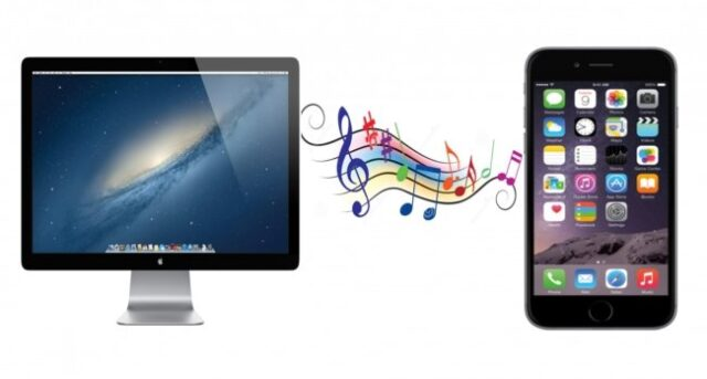 iPhone Transfer Music