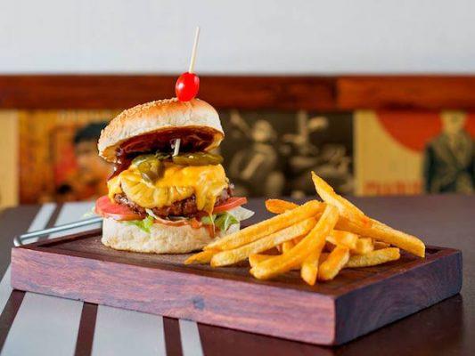 Burger Bistro - Pretoria Restaurants