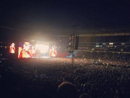 Guns N' Roses at FNB Stadium